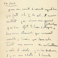 Carnet Chaput 24 avril 1916 - page 25