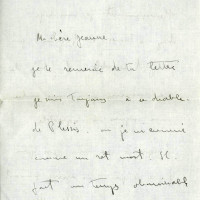 Lettre Chaput 17/02/1916 - page 1